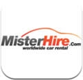 Mister Hire website and iPhone App