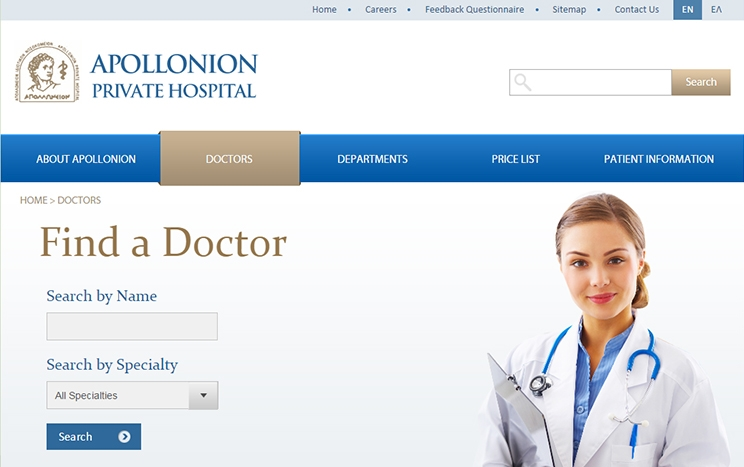 APOLLONION DOCTORS