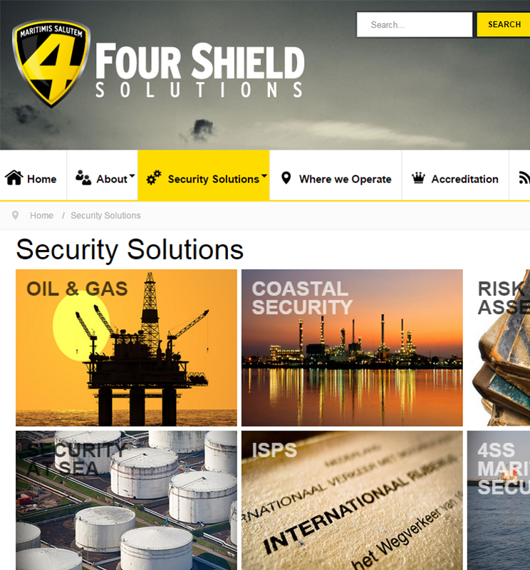 FOUR SHIELD SECURITY SOLUTIONS