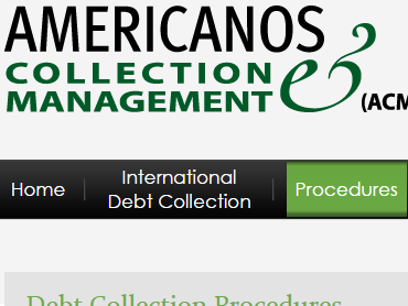 Americanos Collection Management