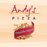 Andy's Pizza - MANDO