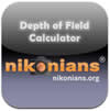 Nikonians Depth of Field Calculator